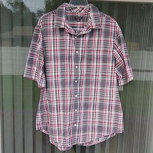 George Men's Casual Shirt.  2XL.